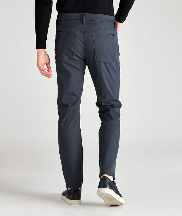 Adrien Slim-Fit Tech Pants picture 2