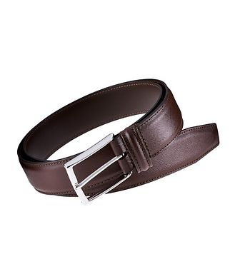 Anderson's Saffiano Leather Belt
