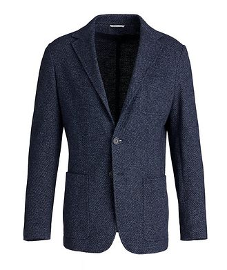Canali Cotton-Wool Sports Jacket