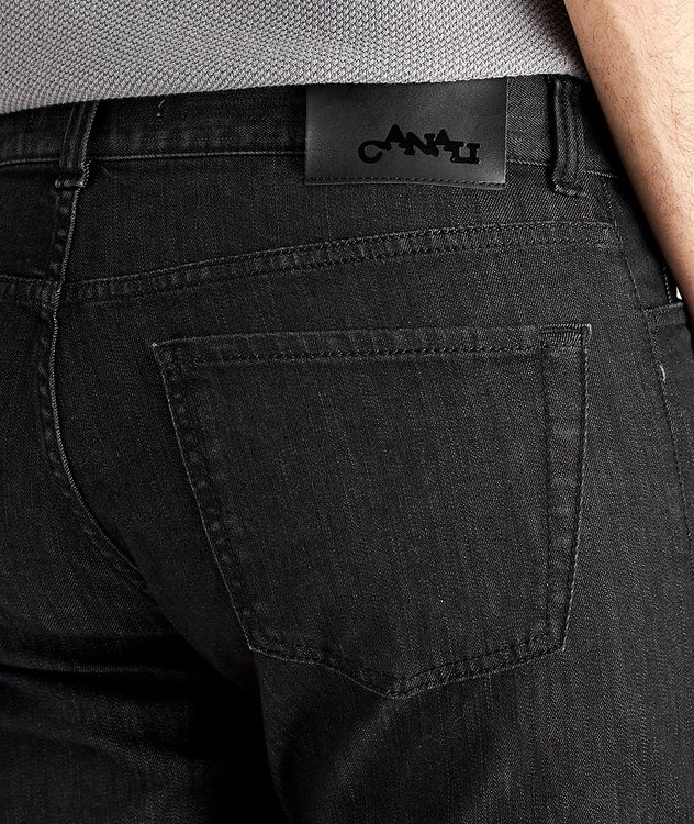 Slim-Fit Stretch Jeans picture 3