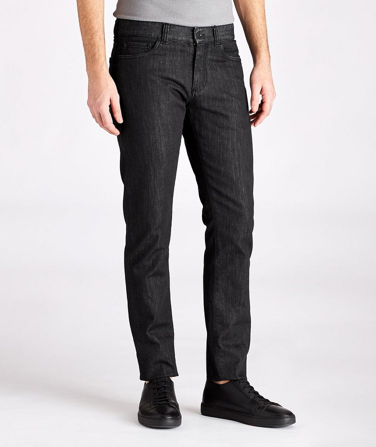 Slim-Fit Stretch Jeans image 0
