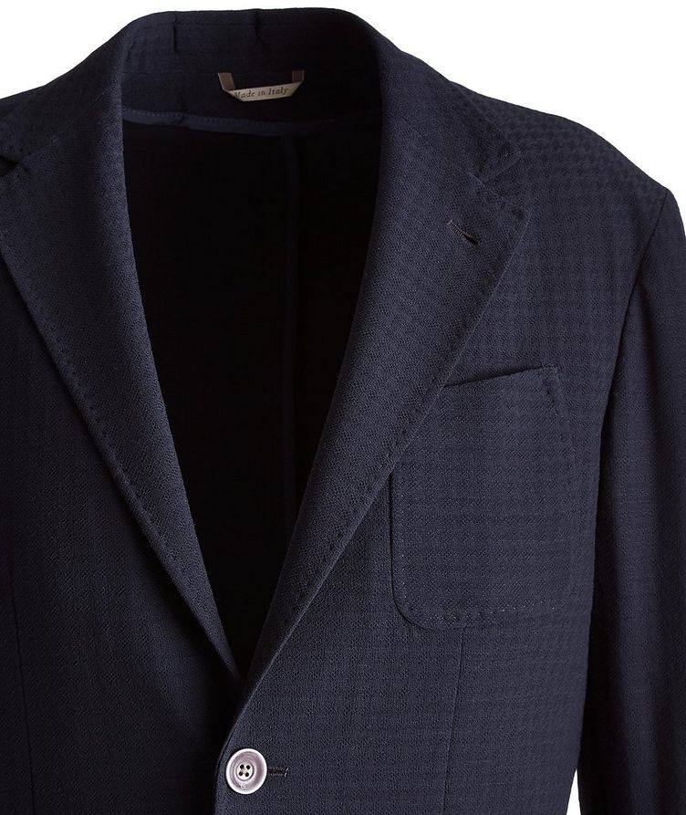 Travel Unstructured Sports Jacket image 1