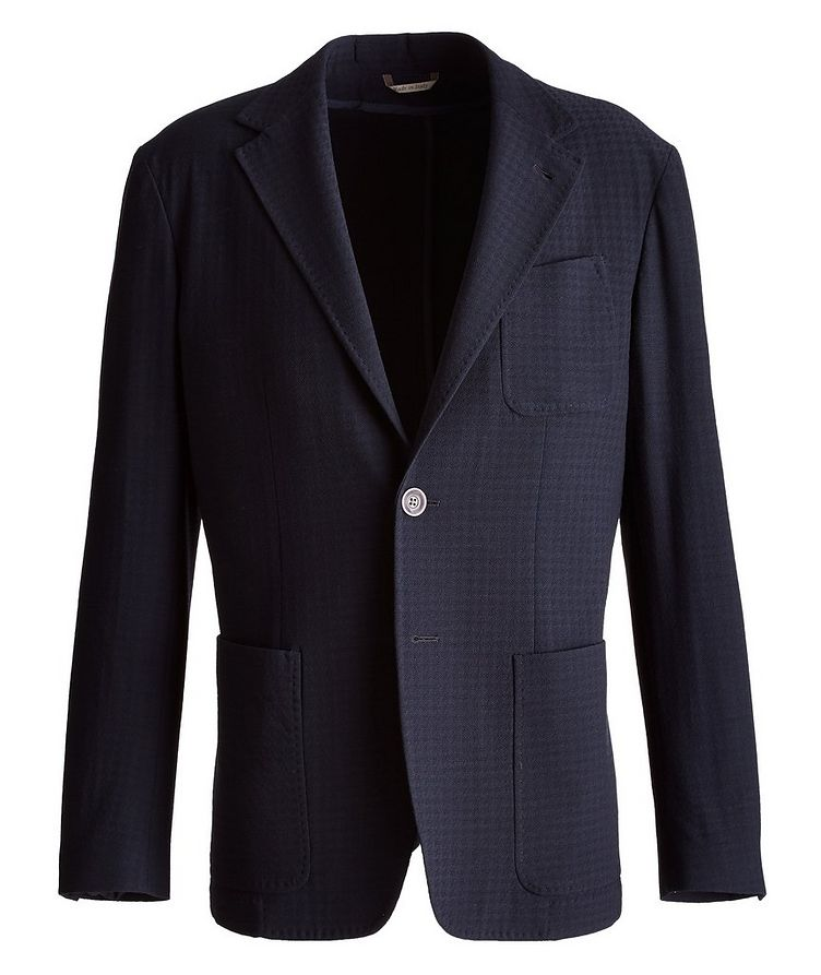 Travel Unstructured Sports Jacket image 0