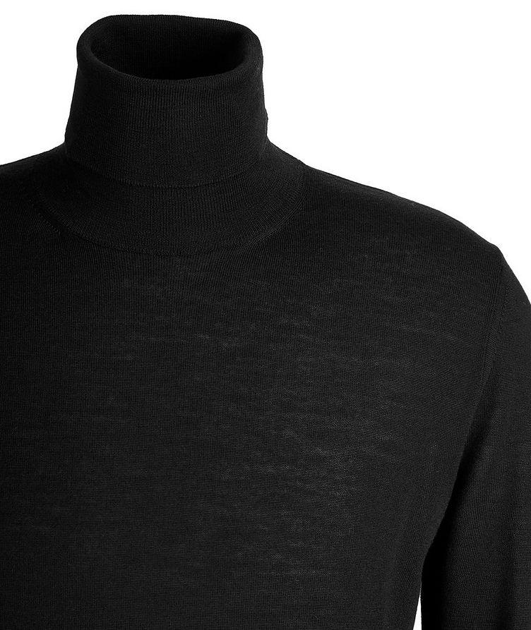 Extra-Fine Wool Turtleneck image 1