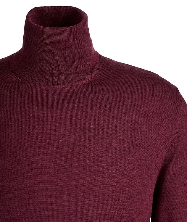 Extra-Fine Wool Turtleneck picture 2