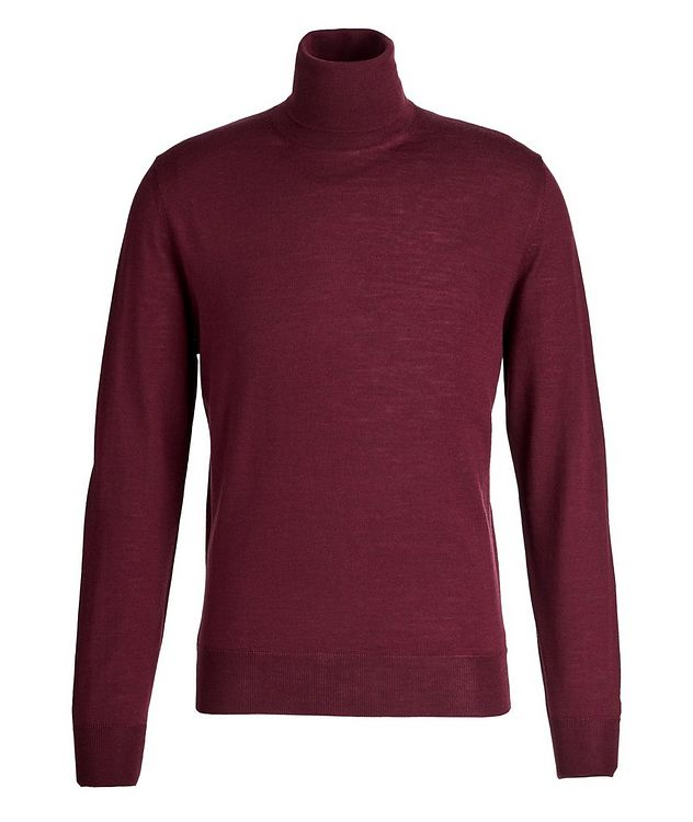 Extra-Fine Wool Turtleneck picture 1