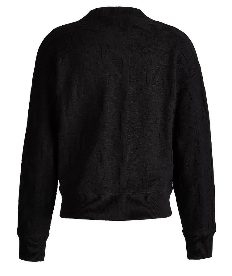 Knitted Wool Sweater image 1