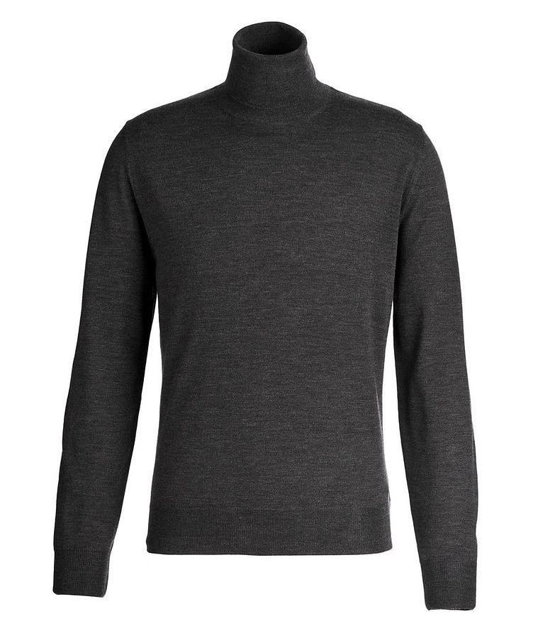 Extra-Fine Wool Turtleneck image 0
