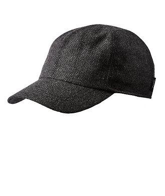 Wigens Wool Earflap Baseball Cap