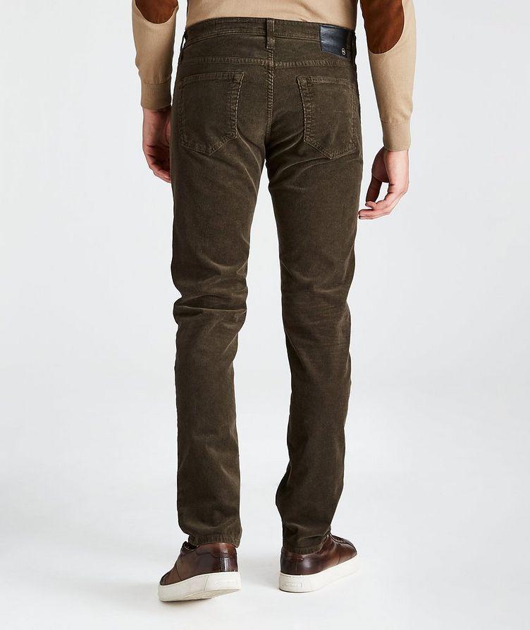 Tellis Modern Slim Corduroy Pants image 1