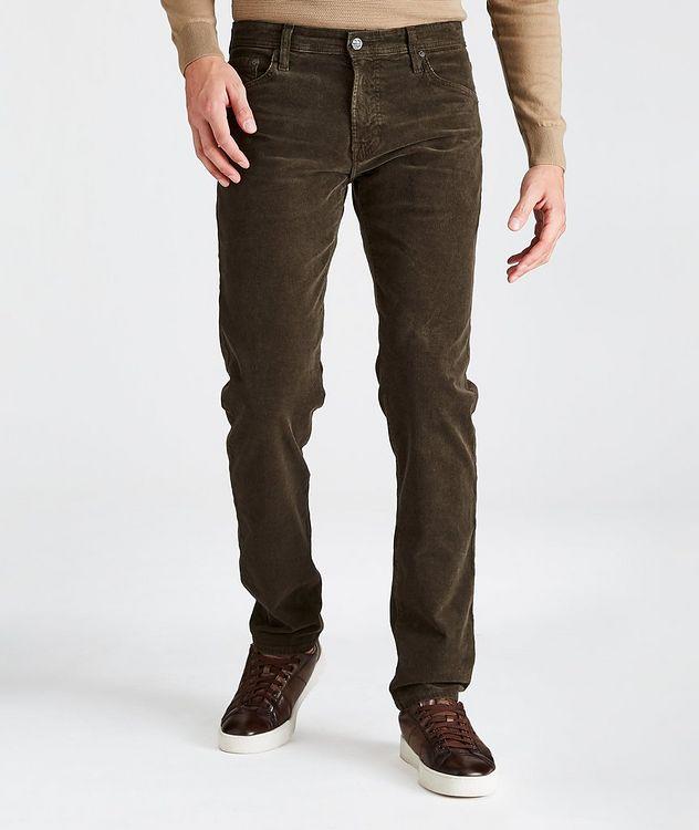 Tellis Modern Slim Corduroy Pants picture 1