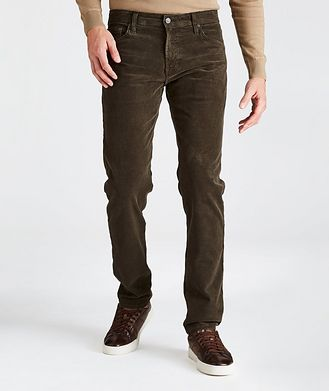 AG Tellis Modern Slim Corduroy Pants