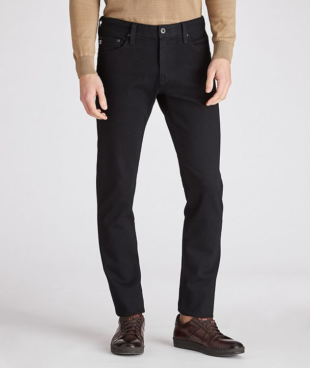 The Tellis Slim-Fit 360-Stretch Jeans picture 1