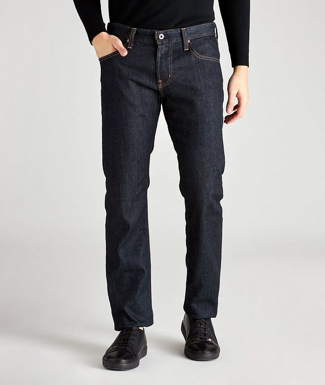 The Matchbox Slim Straight Jeans picture 1
