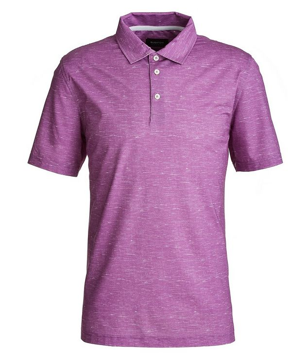 OoohCotton Tech Stretch Polo picture 1