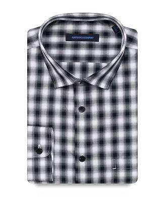 Patrick Assaraf Contemporary-Fit Pima Cotton Shirt