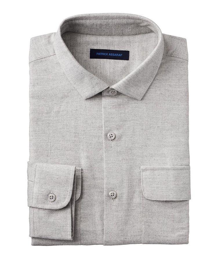 Contemporary-Fit Pima Cotton Shirt image 0