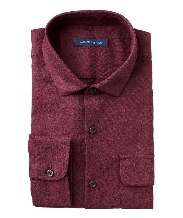 Slim Fit Cotton Shirt picture 1