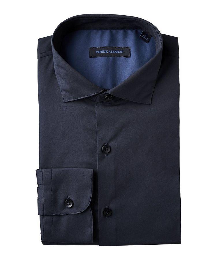 Contemporary-Fit Stretch-Cotton-Blend Shirt image 0