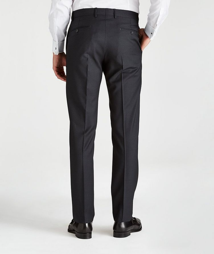 Contemporary-Fit Checkered Dress Pants image 1
