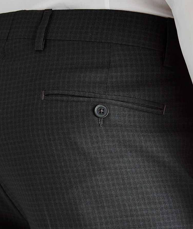 Contemporary-Fit Checkered Dress Pants image 2