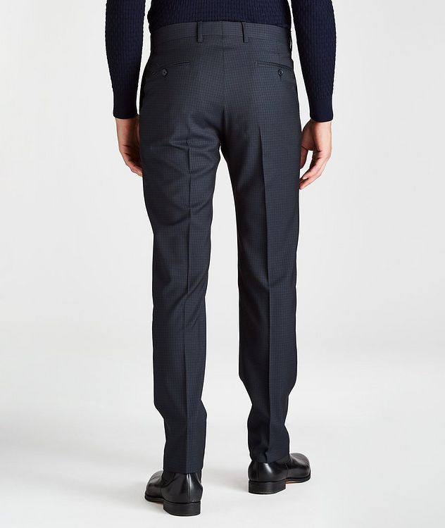 Contemporary-Fit Checkered Dress Pants picture 2