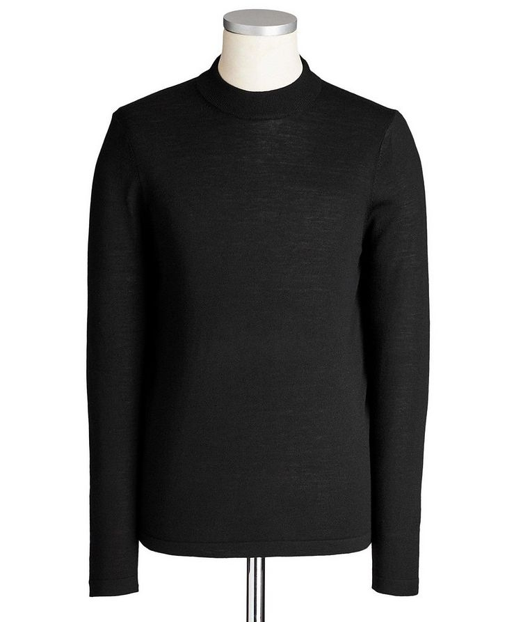 Extra-Fine Merino Wool Sweater image 0
