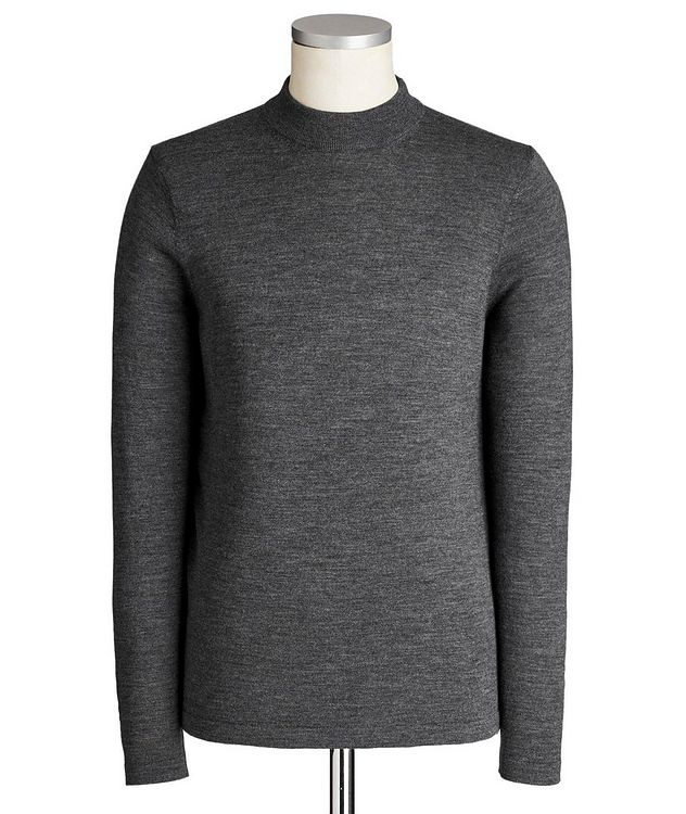 Extrafine Merino Wool Sweater picture 1