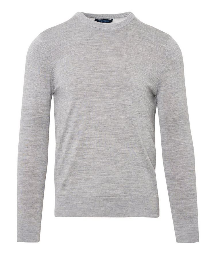 Extrafine Merino Wool Sweater image 0