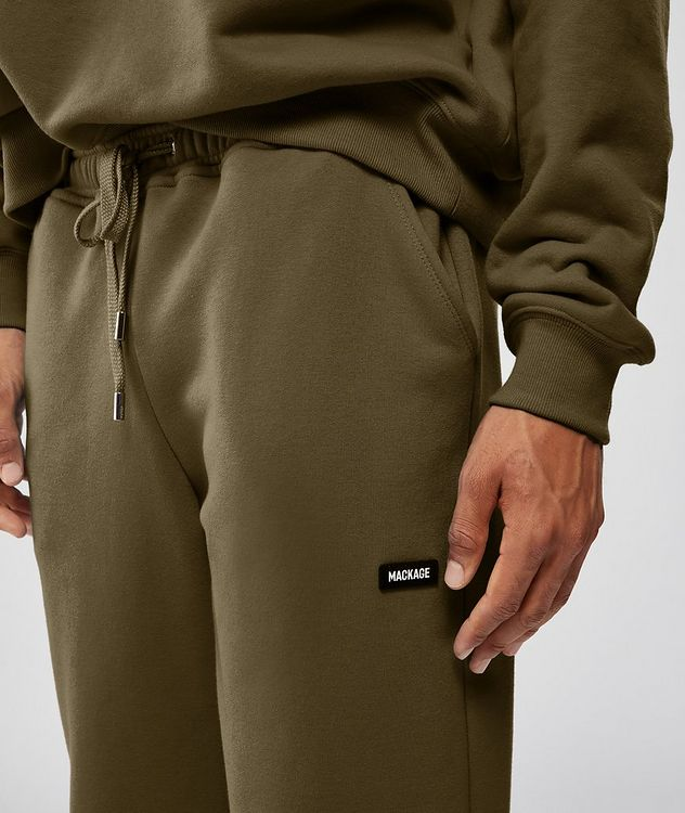 Presley Fleece Jersey Track Pant picture 4