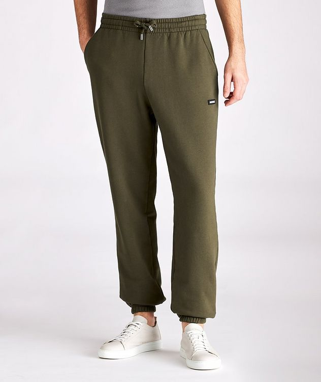 Presley Fleece Jersey Track Pant picture 1