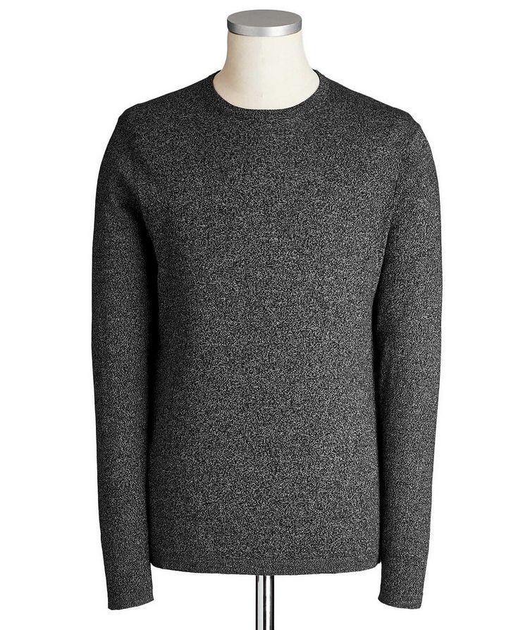 Cotton-Merino Wool Sweater image 0