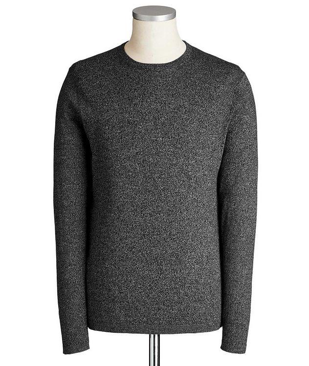 Cotton-Merino Wool Sweater picture 1
