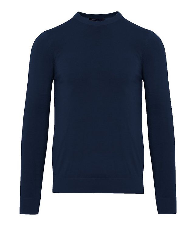 Extrafine Merino Wool Sweater picture 1