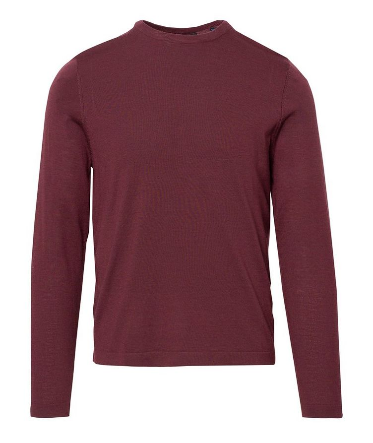 Extrafine Merino Wool Sweater image 0