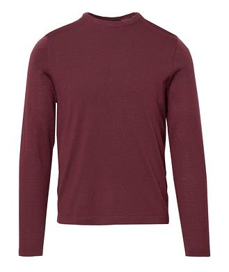 Patrick Assaraf Extrafine Merino Wool Sweater