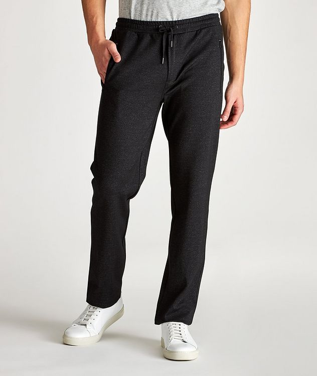 Drawstring Track Pants picture 1