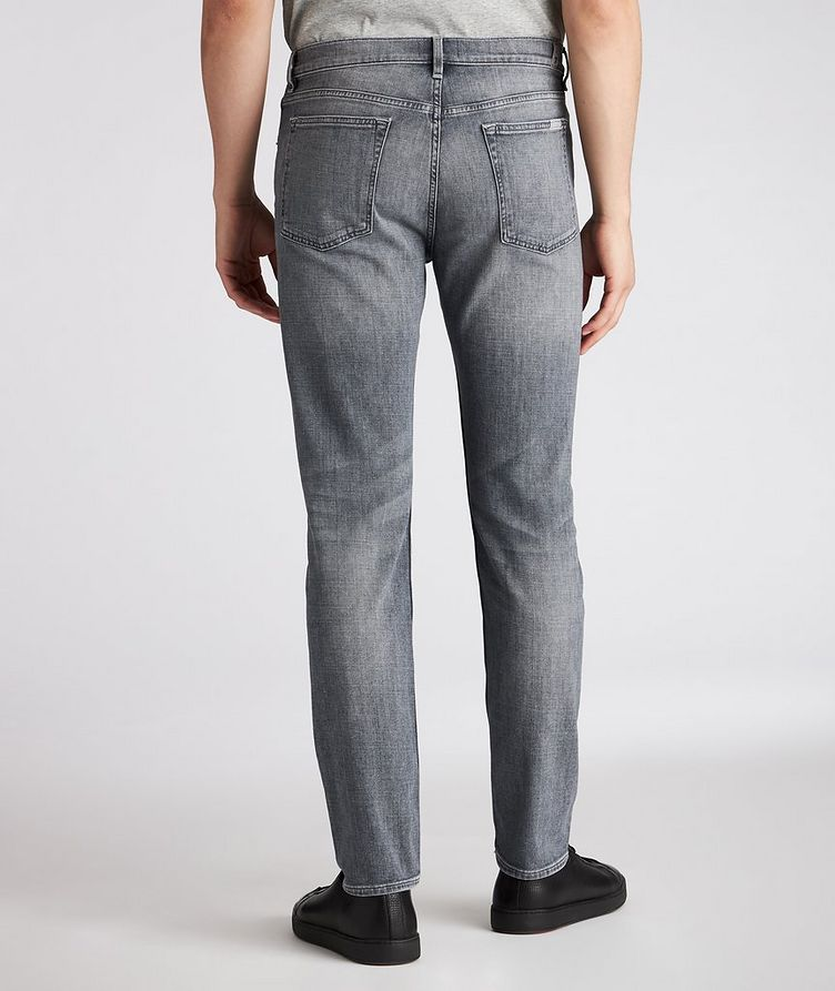Adrien Slim Tapered Stretch Jeans image 2