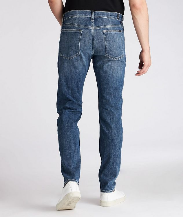 Adrien Slim Tapered Stretch Jeans picture 3