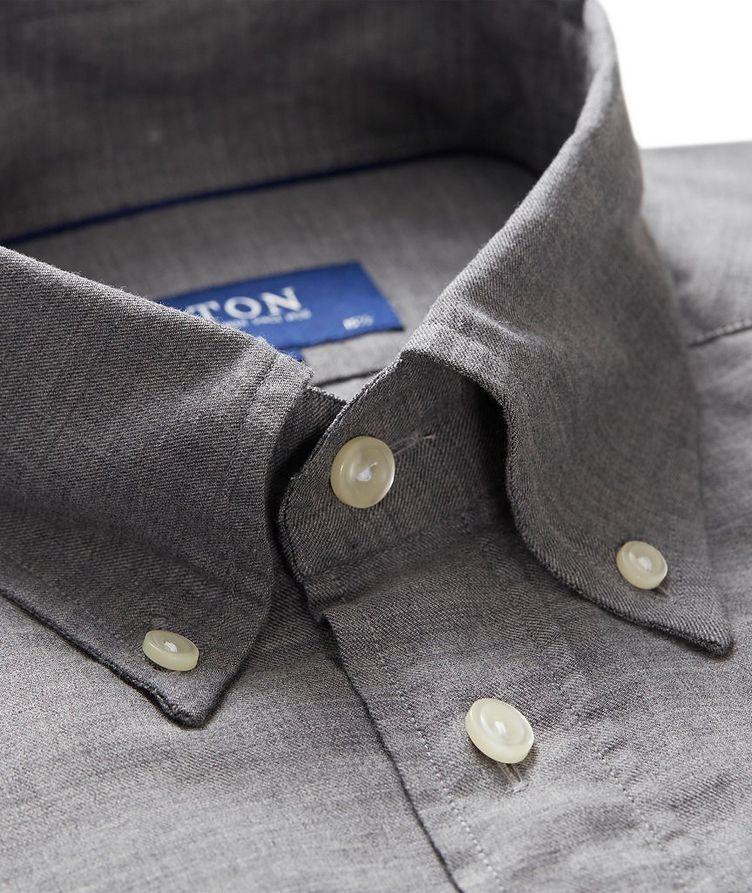 Slim Fit Soft Flannel Shirt image 1