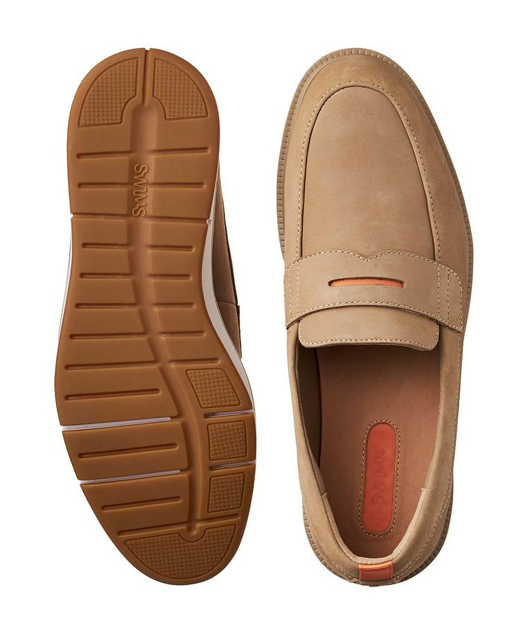 Motion Nubuck Penny Loafers image 2