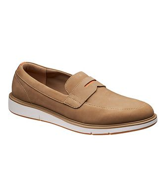 Swims Motion Nubuck Penny Loafers