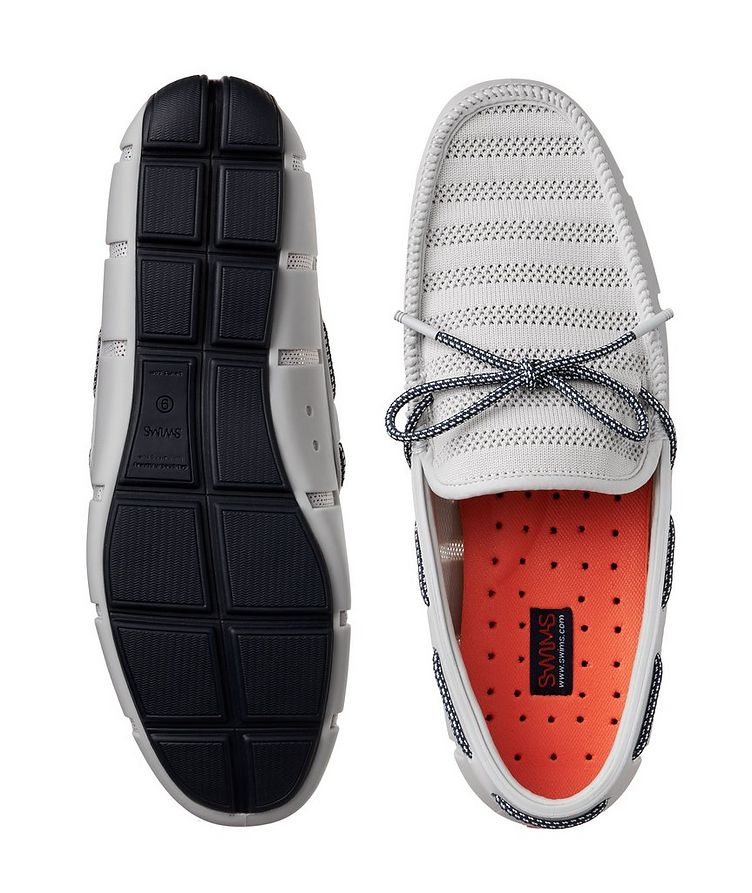 Braided Lace Loafer Driver image 2