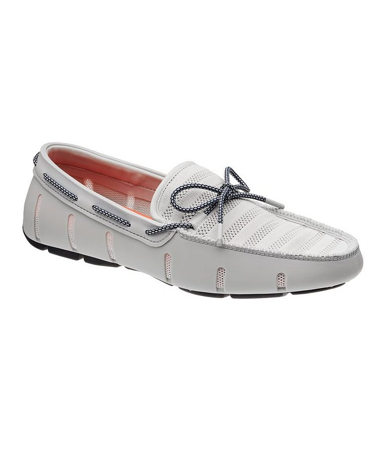 Braided Lace Loafer Driver image 0