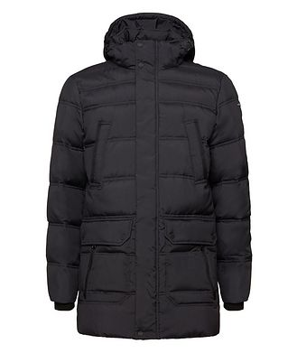Geox Sandford Quilted Long Parka