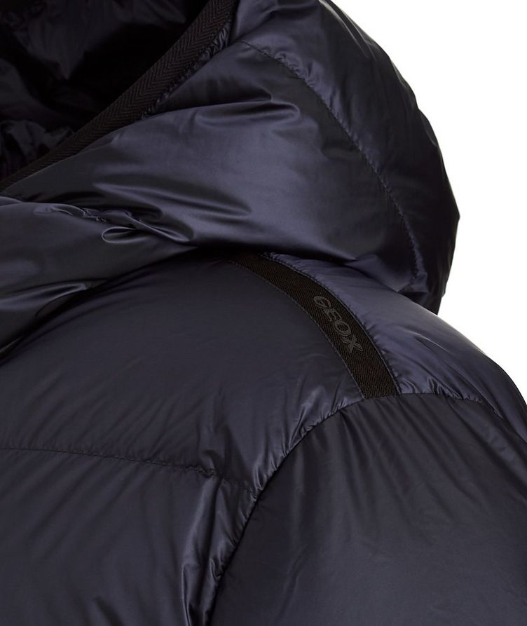 Kaspar Hooded Down Parka image 1