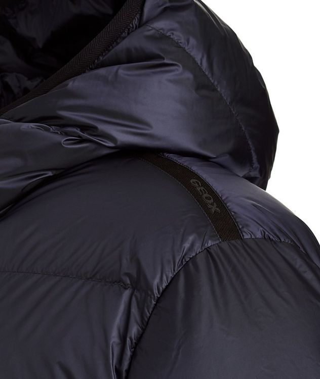 Kaspar Hooded Down Parka picture 2