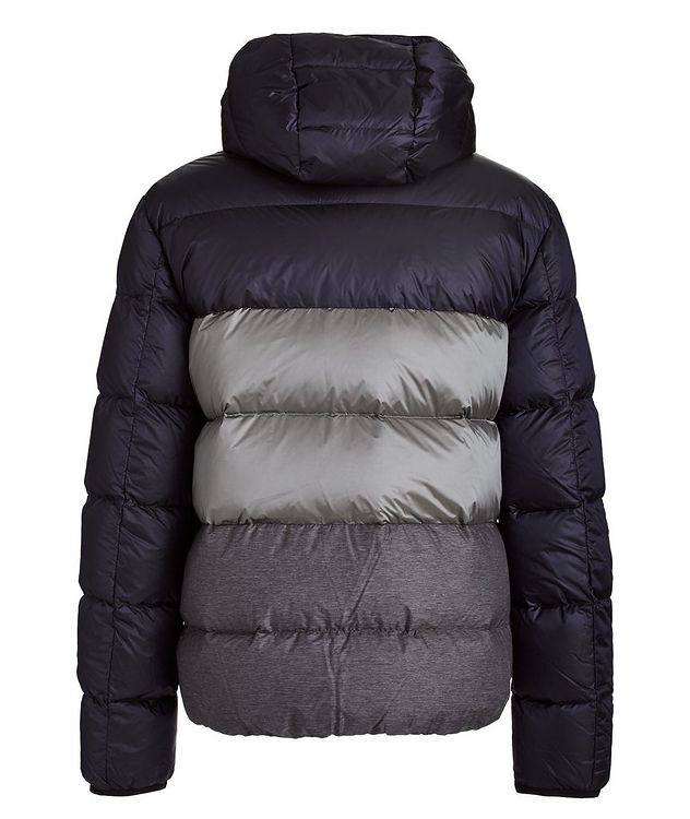 Kaspar Hooded Down Parka picture 3