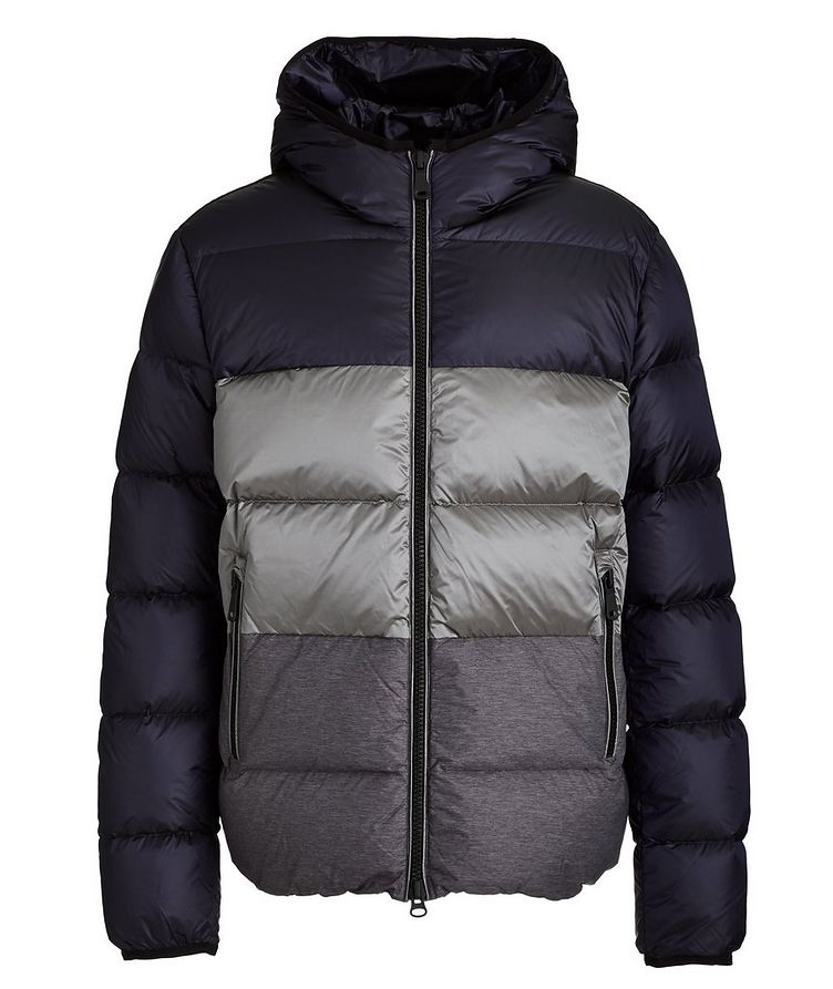 Kaspar Hooded Down Parka image 0