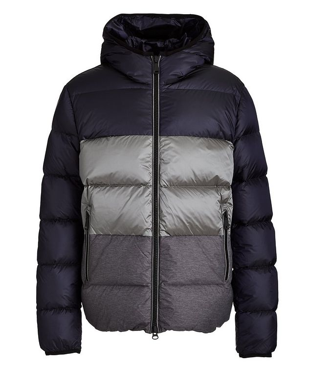 Kaspar Hooded Down Parka picture 1